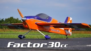 Thumnail for Great Planes Factor 30cc : Raw Performance