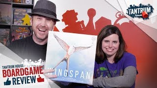 Wingspan Board Game Review