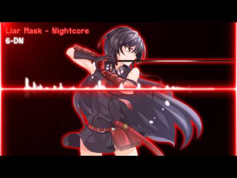 Liar Mask - Nightcore