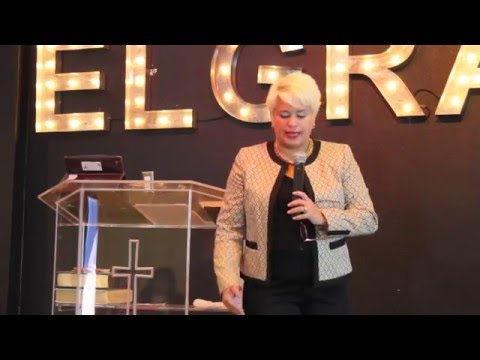 Pastora Maggie Rodriguez   El Yugo de Jesus