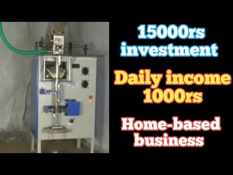 Small scale business ideas tamil || Business achievement || Home based business