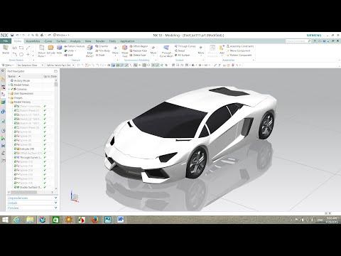 [Tự học NX] Bài 1: Thiết kế sản phẩm trên NX 10 cho người mới bắt đầu.