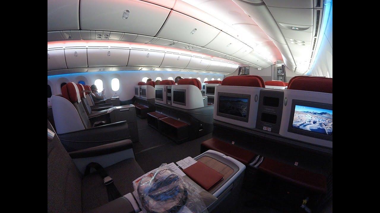 Flight Review (Business Class): LATAM LA704 (MAD-FRA)