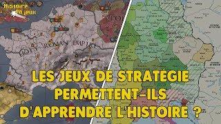 Les jeux de stratégie permettentils d'apprendre l'Histoire ?  Histoire en Jeux #18