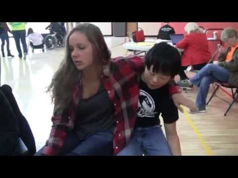 Adapted PE - Naperville Central High School