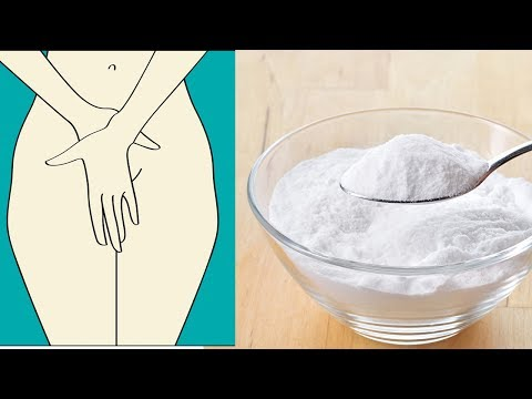 Place BAKING SODA IN YOUR VAGINA - It is AMAZING See What Happens! ✓
