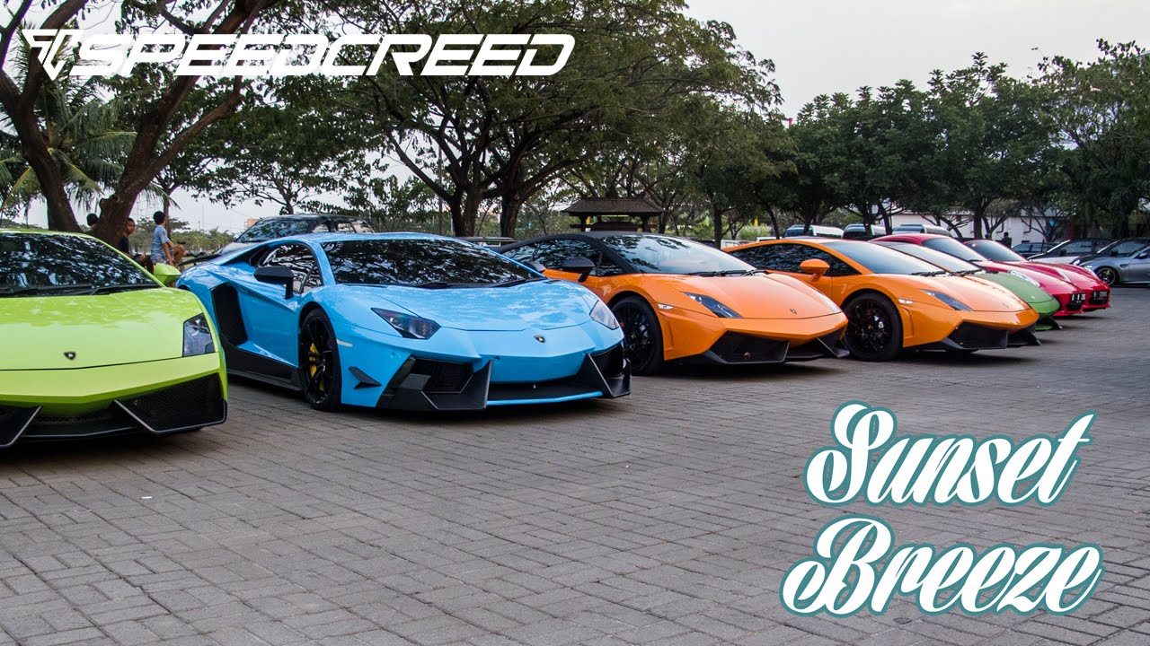 Speed Creed Sunset Breeze Jakarta Indonesia Youtube