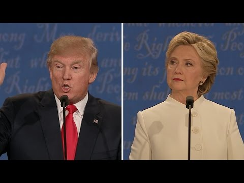 Third Presidential Debate | Trump, Clinton on Immigration Reform