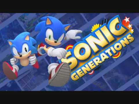 City Escape (Classic) Theme - Sonic Generations - 10 Hours Extended