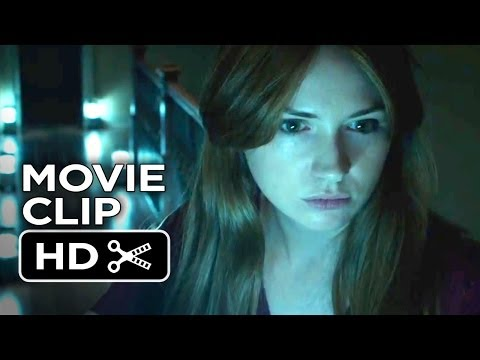 Oculus Movie CLIP - It Isn't Real (2014) - Karen Gillan Horror Movie HD
