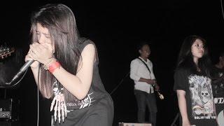 Cover BROMO , Bunuh Diri || Marsetish, Purwakarta Black Metal