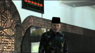 Prof. Dr. H. Moh. Sholeh - Pelatihan Terapi Shalat Tahajjud, @Aqobah-1, 14 November 2015