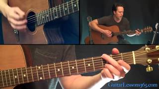Plush Guitar Lesson - Stone Temple Pilots - Acoustic