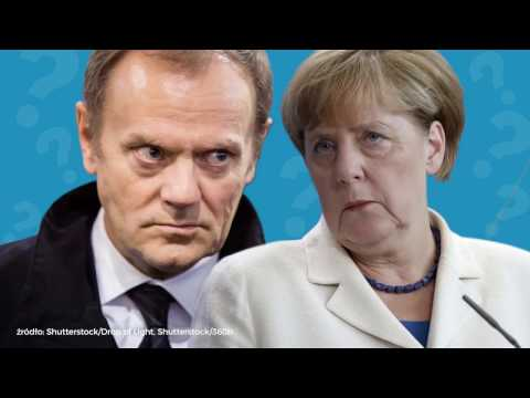 Co łączy Donalda Tuska i AngelęMerkel? | Onet100