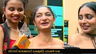 Fashion show at Thrissur for Guinness world record #Record