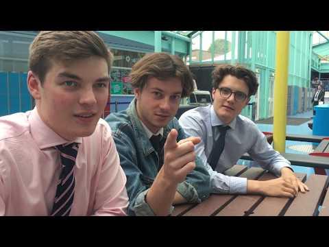 HAYES SCHOOL LEAVERS 2017