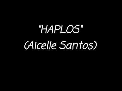 Lyrics Video (HAPLOS)