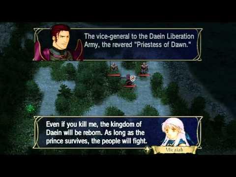 Fire Emblem: Radiant Dawn Part 11 - Chapter 1-9: One Survives