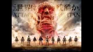 映画『進撃の巨人』主題歌 SEKAI NO OWARI「ANTI-HERO」