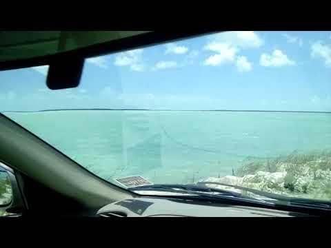 Middle Caicos to North Caicos (Turks & Caicos Islands)