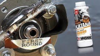 Ipone Katana Off Road 10W60 Jak skutecznie olej chroni silnik?