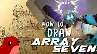 How to draw Arrayseven