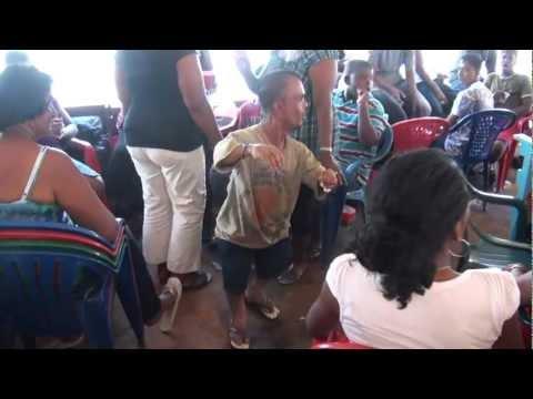 GUYANA MIDGET  DANCING-SHARUKH- Rotary Club Corriverton-BERBICE OREALLA