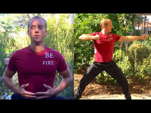 Powerful Meditation Exercise - Yin & Yang