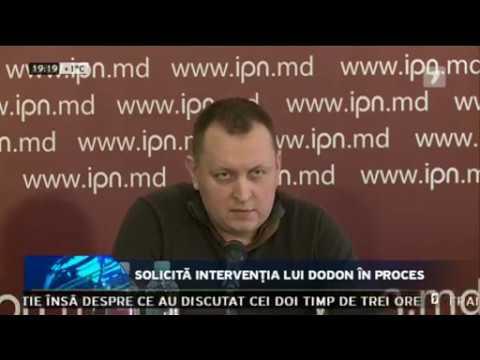 Solicită intervenția lui Dodon în proces