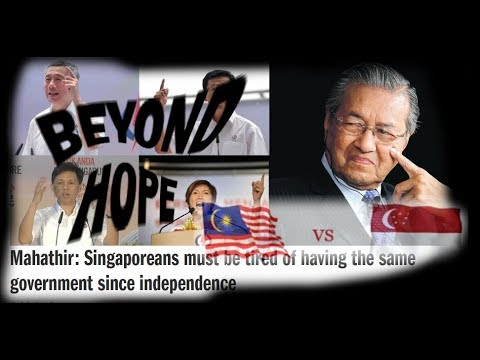 Malaysia General Election changes Singapore government