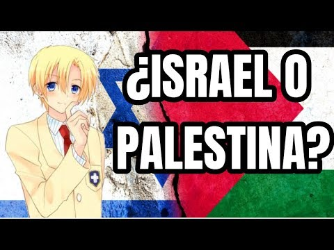 Explicación Del Origen Del Conflicto Israel - Palestina