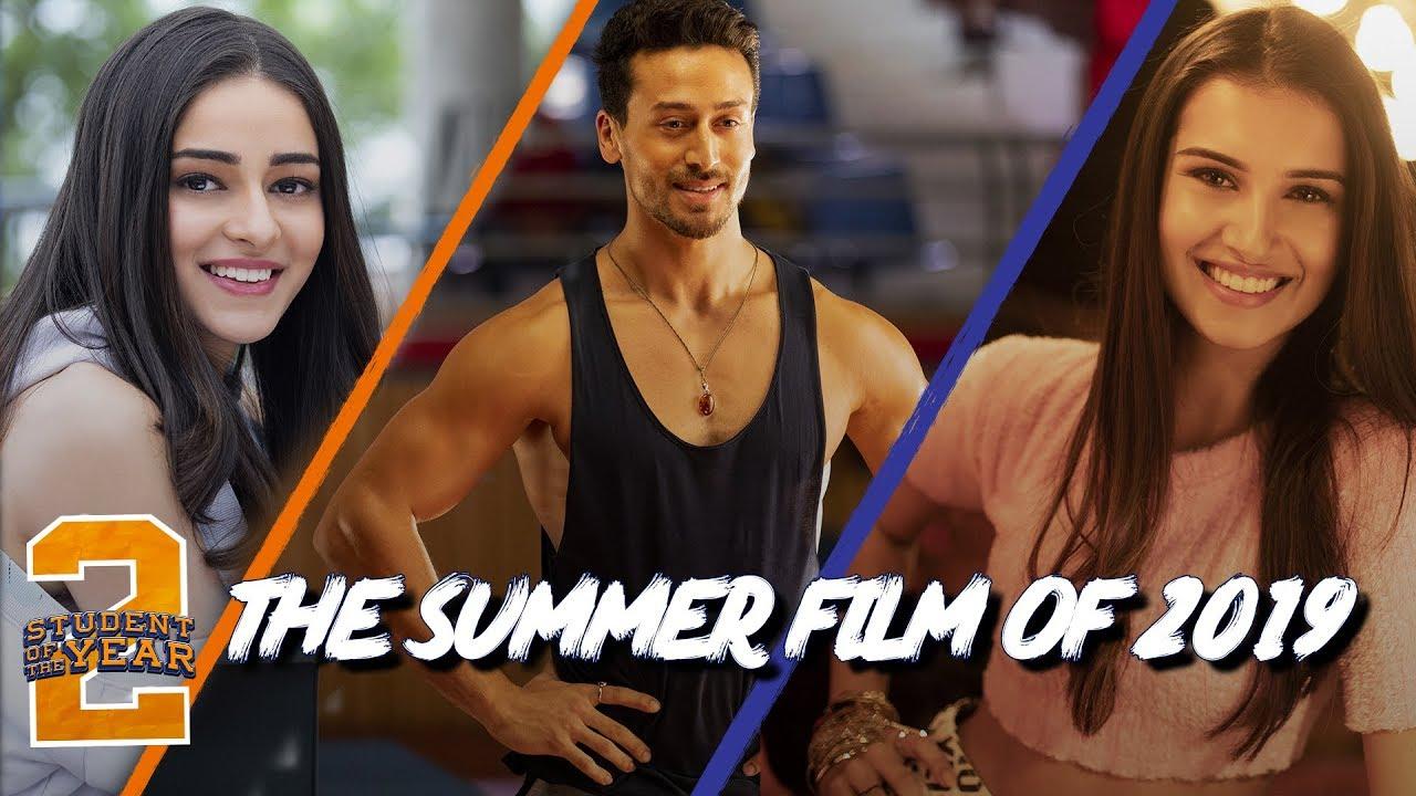 Download Student Of The Year 2 - The Summer Film Of 2019 | Tiger Shroff, Tara, Ananya | Punit Malhotra