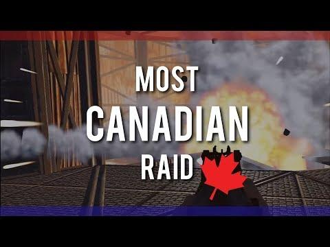 RUSTㆍThe Most CANADIAN Online Raid [2v5 VANILLA]