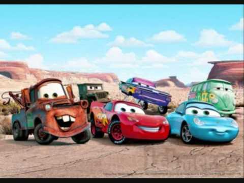John Mayer - Route 66 [With Lyrics] (Disney Cars Soundtrack)