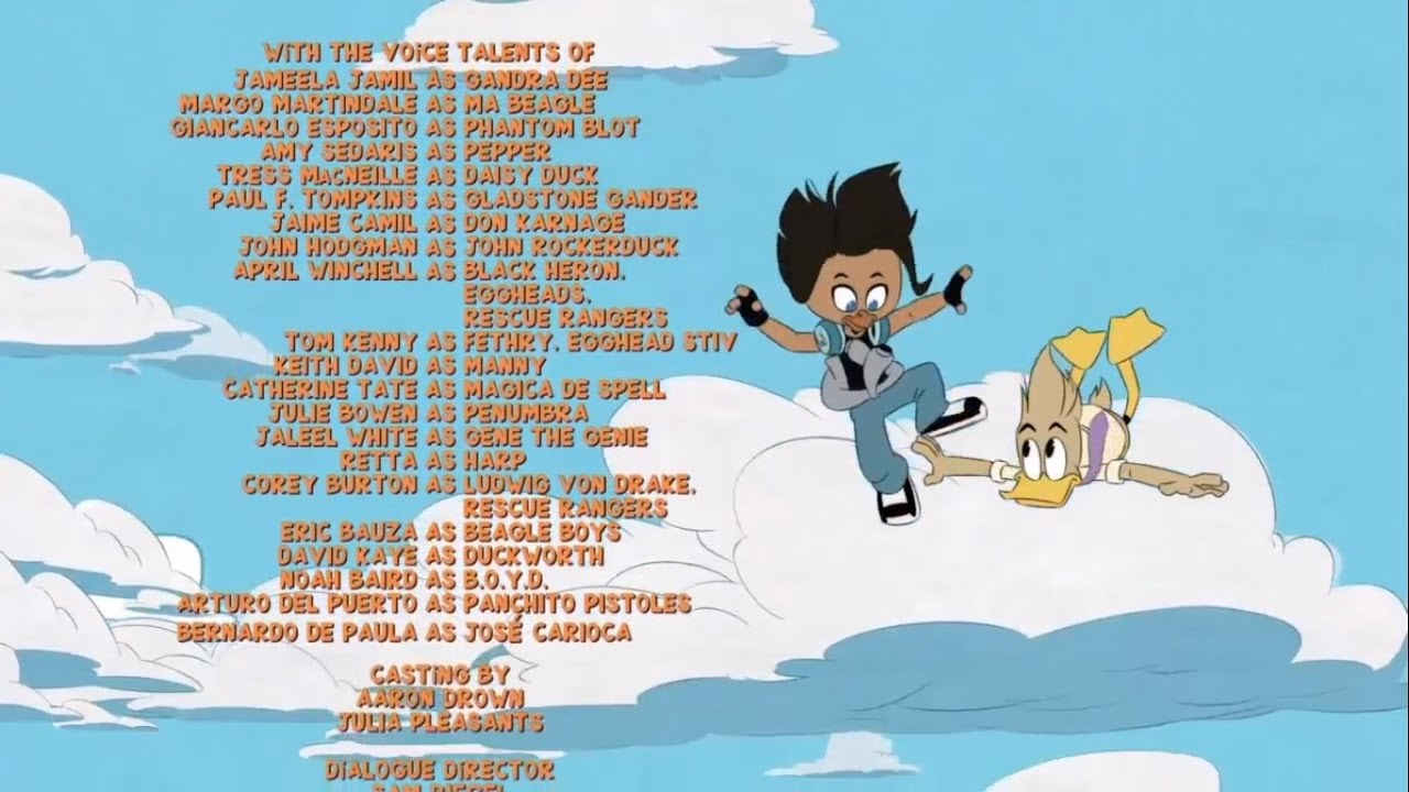 Download DuckTales - The Last Adventure! Credits