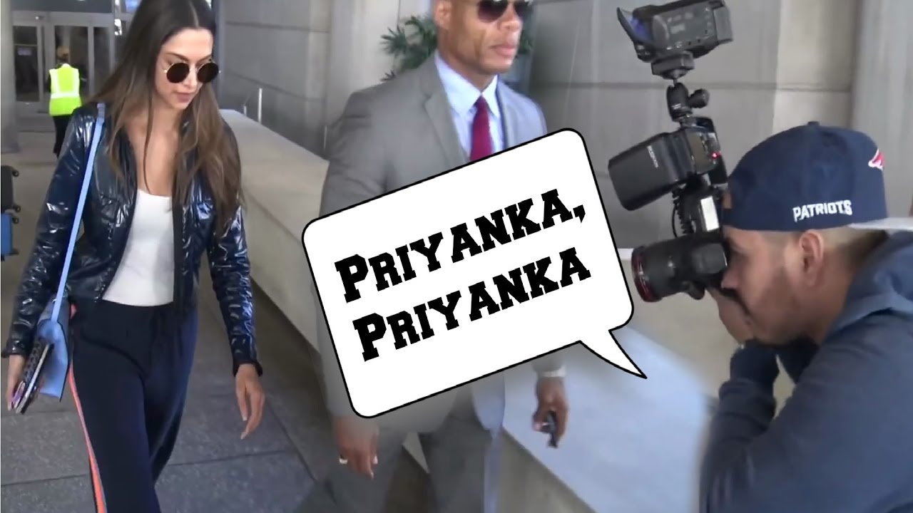 Deepika Padukone Mistaken For Priyanka Chopra By -5983