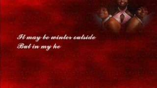 Love Unlimited - It May Be Winter Outside - With Lyrics