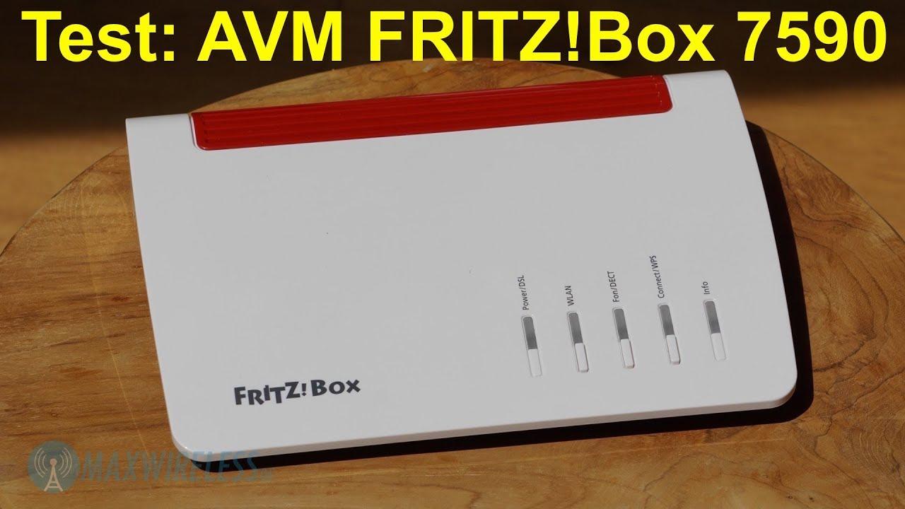 Test AVM FRITZBox 20