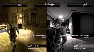 Splinter Cell: Conviction - Face Off Achivement Guide