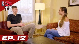 Kristaps Porzingis on Staying Focused in the NBA - NBA 2KTV S4. Ep.12