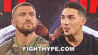 "TEOFIMO LOPEZ WARNS LOMACHENKO ""I HAVE FOOTWORK TOO""; SETS RECORD STRAIGHT ON FATHER & ""DYNAMIC DUO"""