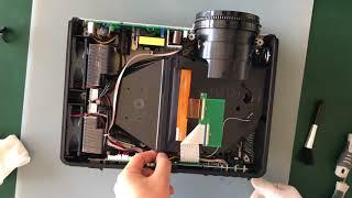 BYINTEK BT96PLUS/BT96Plus android  Remove LCD