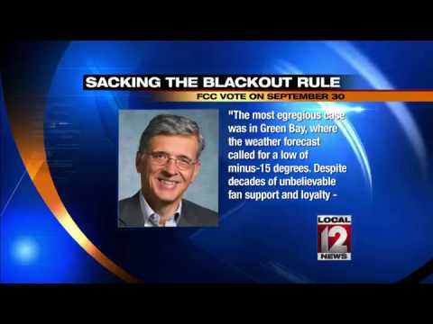 FCC will vote to kill NFL blackout rule