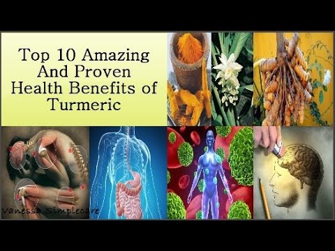 Top 10 Amazing And Proven Health Benefits of Turmeric