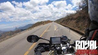 Ecuador Episode 6 - fantastic riding day in the mountains