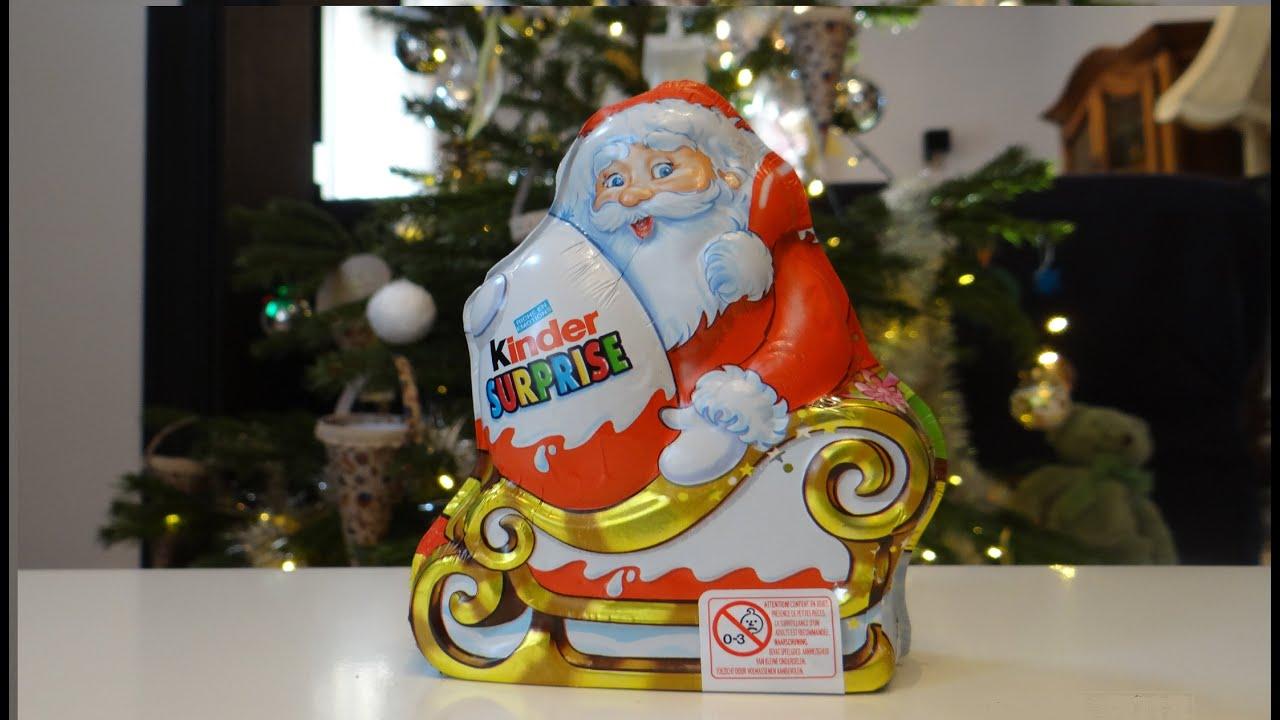 Huevo sorpresa de navidad de kinder surprise que nos - Sorpresas para navidad ...