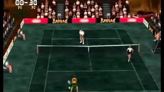 Tennis Arena (PlayStation One)