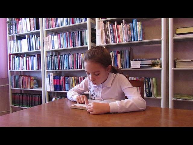 Изображение предпросмотра прочтения – ДарьяГорячева читает произведение «Бежин луг» И.С.Тургенева