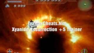 Xyanide Resurrection Trainer