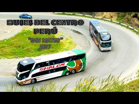 Buses Del Centro - Perú | San Mateo 2017 | 2/2